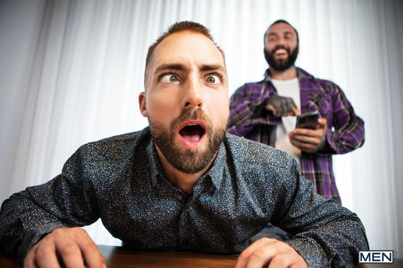 Bearded men gay porn
